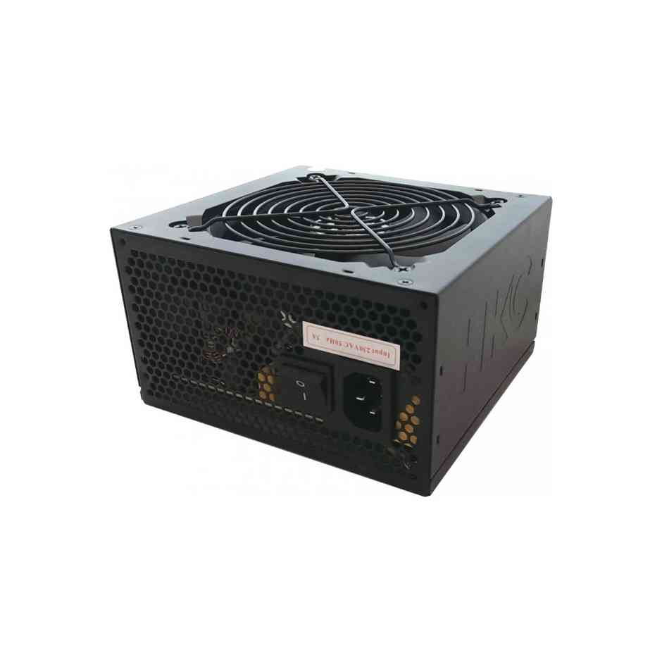HKC ALIMENTATORE PER PC 550W ATX 2.31 APFC VENTOLA 12cm